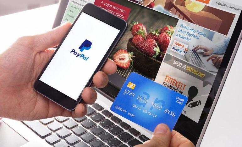 Magyar nyelvet kapott a PayPal online fizetési rendszere