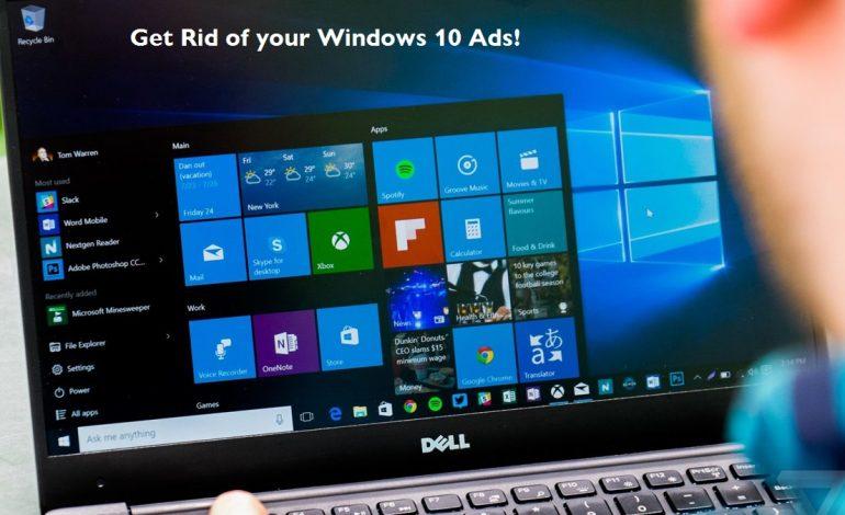 Letilthatatlan reklámmal sokkol majd a Windows 10 új verziója