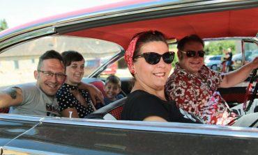 Pick Up Drive – Amerikai autós és rockabilly fesztivál Romhányban!