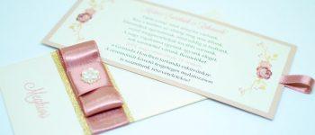 Esküvői meghívó – felesleges luxus?