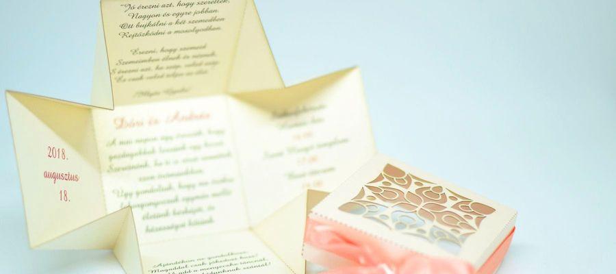 Az esküvői meghívó stílusai