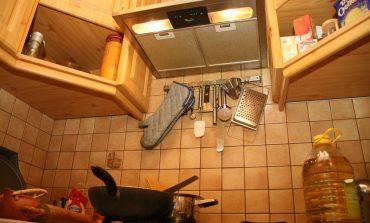 Nagykonyhai szagelszívó, azaz Industrial konyhai páraelszívó otthoni konyhába?